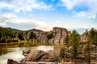 "HM BY DOUG CONRAD ""SYLVAN LAKE BLACK HILLS SD"""
