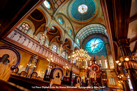 "1st Place Digital Color By Shane Monahan - ""Synagogue in New York"""