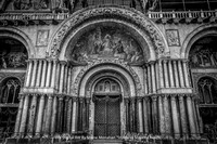 "HM Digital BW By Shane Monahan - ""St. Marks Square Church"""